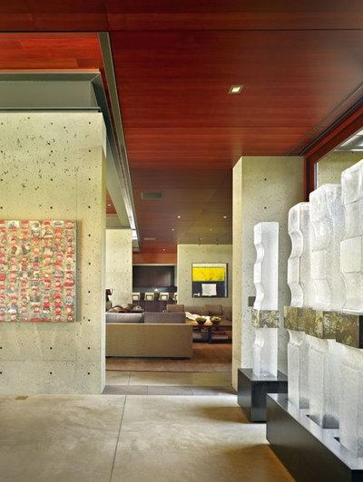 Industrial Hall by Garret Cord Werner Architects & Interior Designers