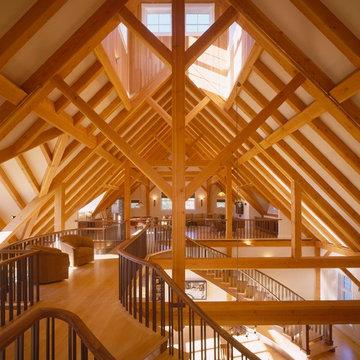Lakeside Luxury Timber Frame