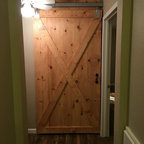 Entance Hall Mudroom Rustic Hall Boston By