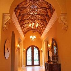 Hall by Landmark Builders