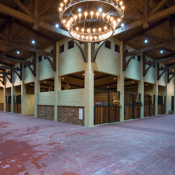 Largest Horse Barn in U.S.