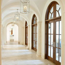 Traditional Hall by Institute of Classical Architecture & Art - Texas