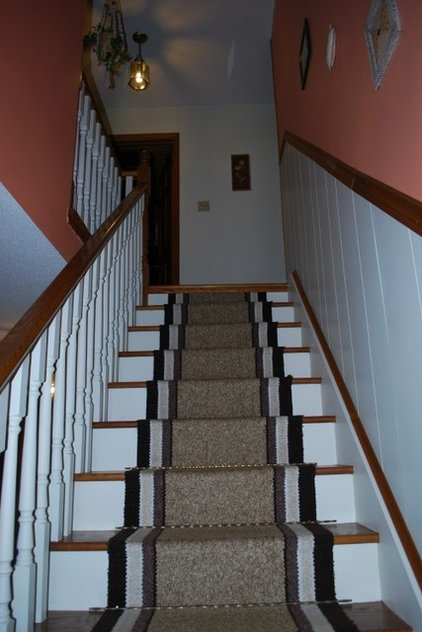 hall stairs and landing decorating ideas finishing touch