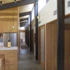 Modern Hall by Vandeventer + Carlander Architects