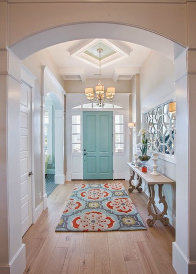 Transitional Hall by OSMOND DESIGNS