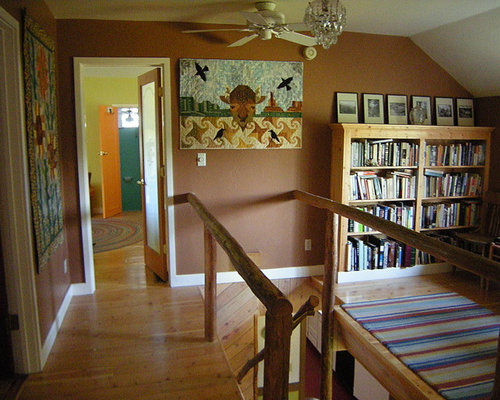 Shabby Chic Style Boise Hallway Design Ideas Pictures