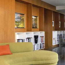 Midcentury Hall by Laidlaw Schultz architects