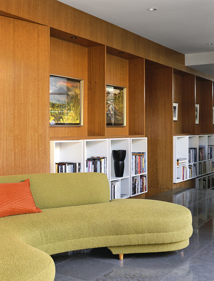 Midcentury Hall by Laidlaw Schultz architects