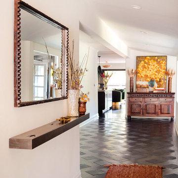 Light-Filled Foyer