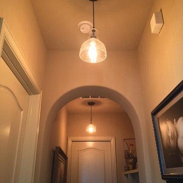 Light Fixture & Ceiling Fan Installations