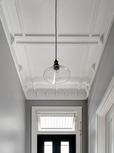 Traditional Hall by Michael Bell Architects Pty Ltd