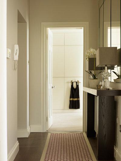 Contemporary Hallway U0026 Landing By Rendall U0026 Wright
