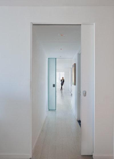 11 portes coulissantes pour un int rieur malin - Comment fermer un couloir ...