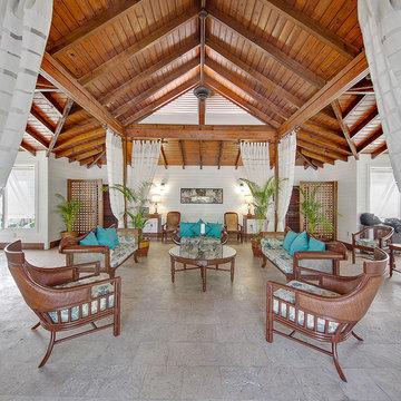 Main Lobby, Pineapple Beach Club