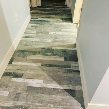 Mannington Adura APEX Vinyl Planks Shiplap Charter house - 92101