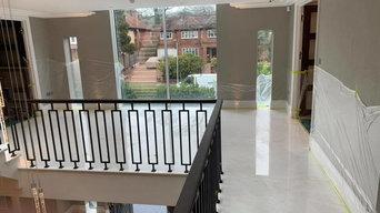 Marble floor restoration March 2019 - Residential