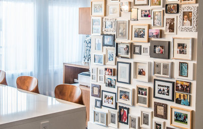 16 Fantastic Ways to Display Family Photos