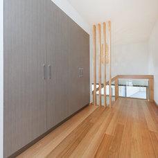 Modern Hall by Matthew Mallett Photography
