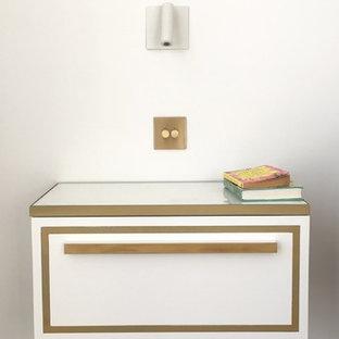 master bedroom bedside table