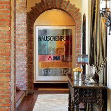 Mediterranean Hall by Pinnacle Architectural Studio