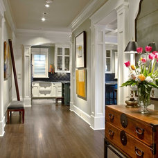 Traditional Hall by Shuler Architecture