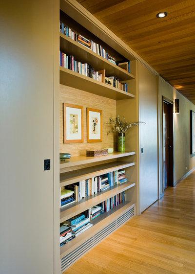 Modern Hall by Koch Architects, Inc.  Joanne Koch
