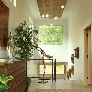 Inspiration for a midcentury hallway in Other.