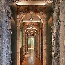 Rustic Hall by Copper Creek Homes, LLC