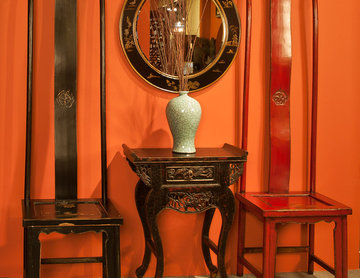 Ming Tall Chairs