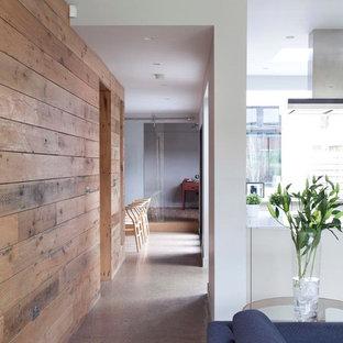 Стильный дизайн: коридор в стиле ретро - последний тренд