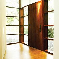 Modern Hall by Sutton Suzuki Architects