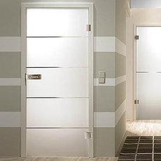 Modern Interior Doors by Bartels Exclusive Designer Doors