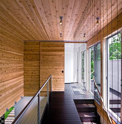 Modern Hall by Bates Masi Architects LLC
