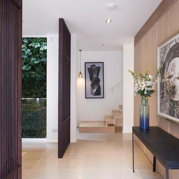 Modern Hallway & Landing