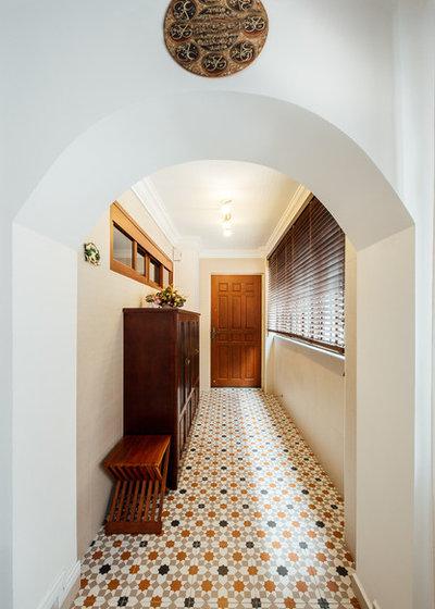 Mediterranean Corridor by Fatema Design Studio