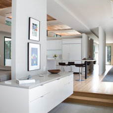 Modern Hall by Marcus DiPietro, Architect