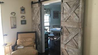 Modern Rustic Barn Door