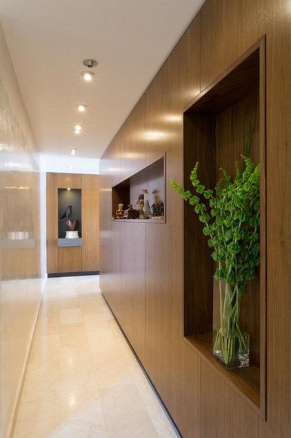 Modern Hall by Touzet Studio