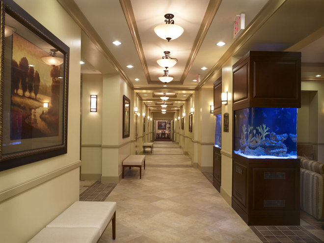 Contemporary Hall by Design West