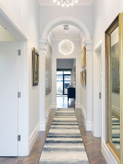 Foyer Layout Uk : Hallway design ideas renovations photos