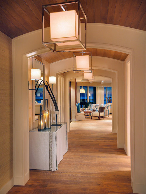 Arched Hallways Home Design Ideas Pictures Remodel And Decor