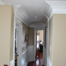 Contemporary Hall by Moulding Warehouse
