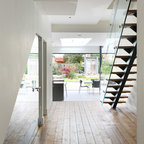 Luis Trevino Architects Contemporary Staircase