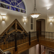 Traditional Hall by Mountain Concepts