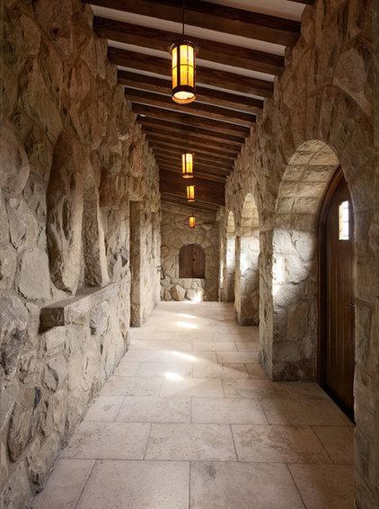 Mediterranean Hall by Allen Construction