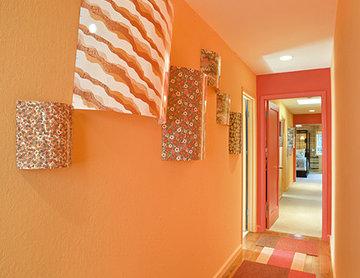 Mountain View Hallway
