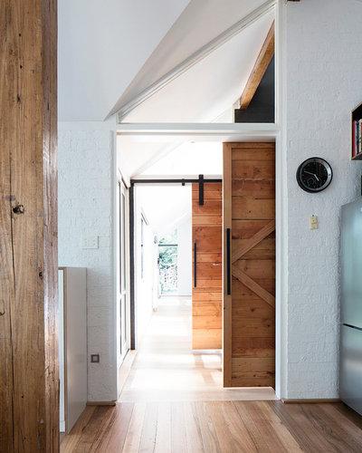 Modern Hall by Maxa Design