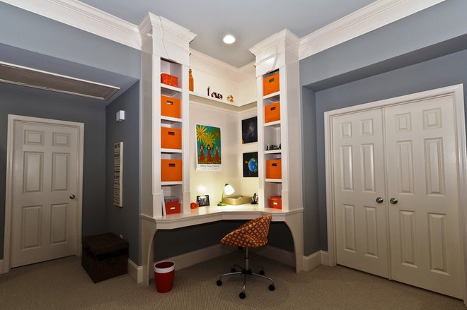 Contemporary Hall by A B Xpress