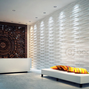 my designed works: 3d board for wall decoration