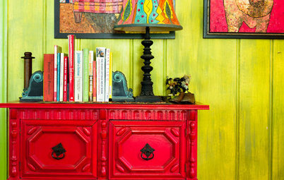 Colour Me Bold: 11 Ways to Energise Your Home